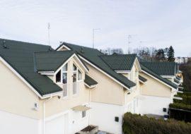 Eternit Villa eterniit, roheline, eterniitkatus Bestor Grupp AS