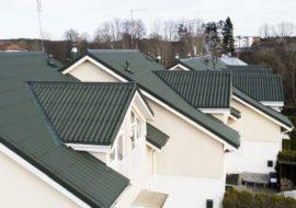 Eternit Villa eterniit, roheline, eterniitkatus Bestor Grupp AS katusematerjalid