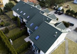 Eternit Villa eterniit, roheline, eterniitkatus Bestor Grupp AS, katusematerjalide maaletooja
