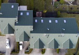 Eternit Villa eterniit, roheline, eterniitkatus Bestor Grupp AS katuseplaat